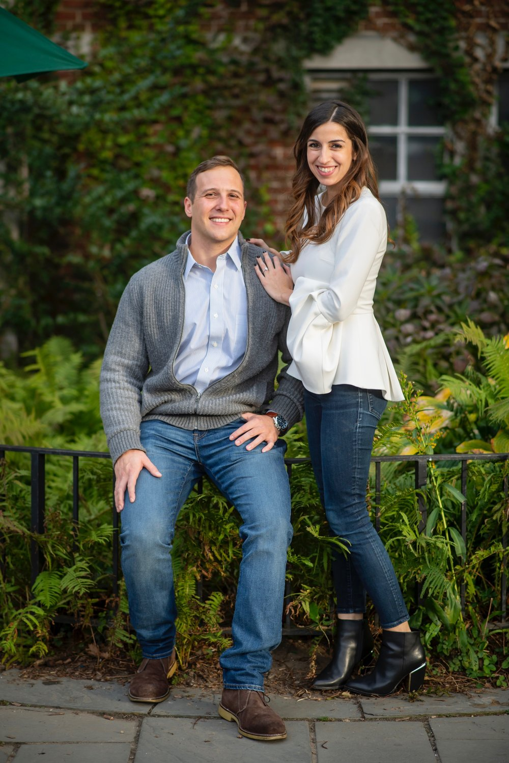 Courtney & Nick engagement session by Unveiled-Weddings.com
