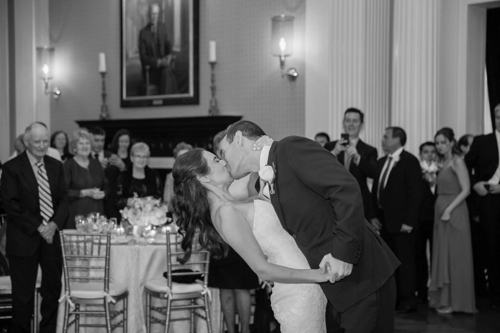 Jen & Matt's NYC Wedding at The Roosevelt Hotel, Convent of the Sacred Heart (The Burden Kahn Mansions), and The Yale Club. Photographed by Unveiled-Weddings.com / @unveiledweddings_ #unveiledweddingstudio #theyaleclub #yaleclubwedding
