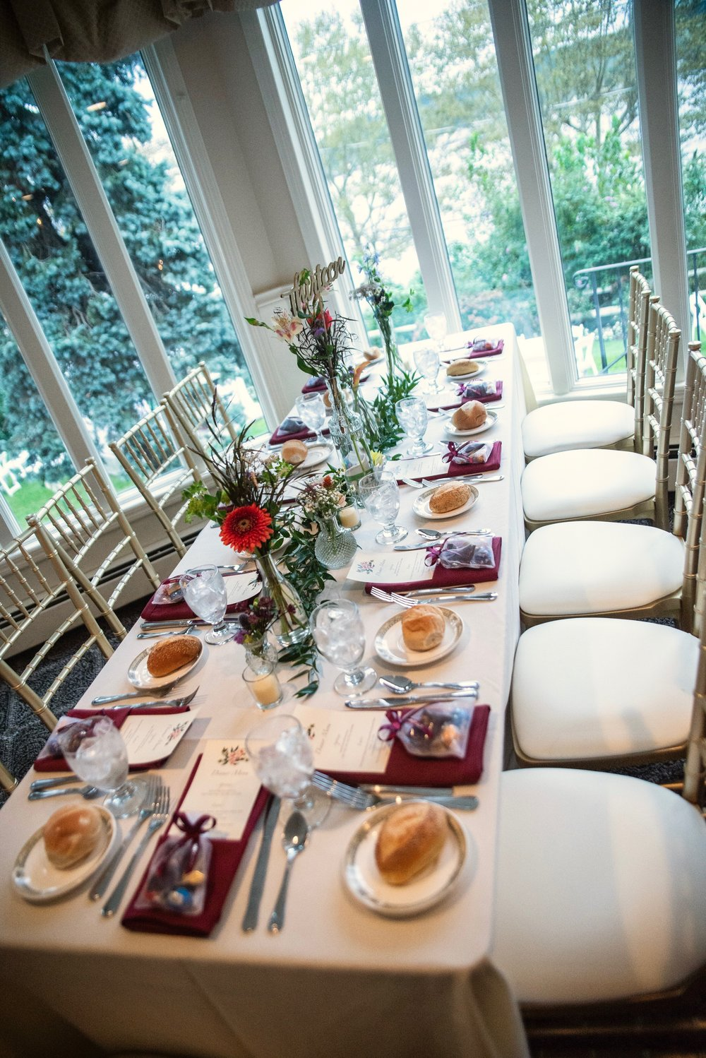 Meg & Brian wedding at Sea Cliff Manor by Unveiled-Weddings.com #finally