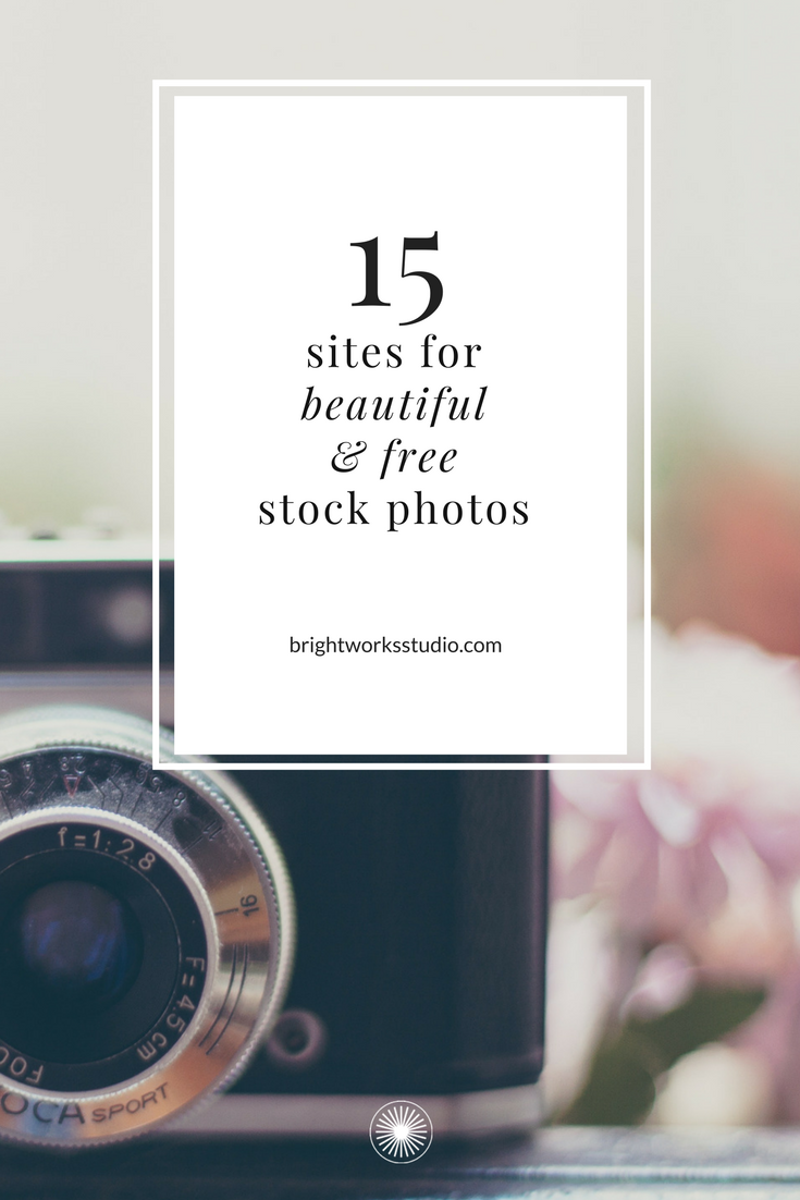 Our top 15 sites for beautiful & free stock photos.jpg