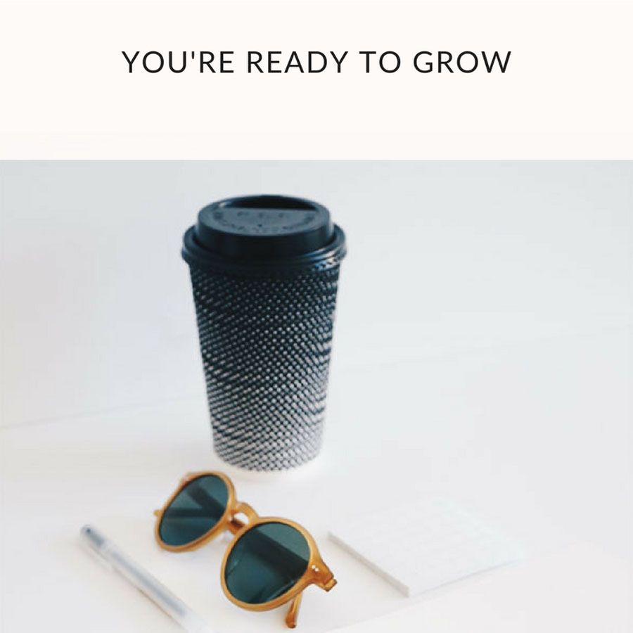- You're ready to embrace marketing because you're ready to grow. You want us on your team to create the monthly marketing designs to get you there.