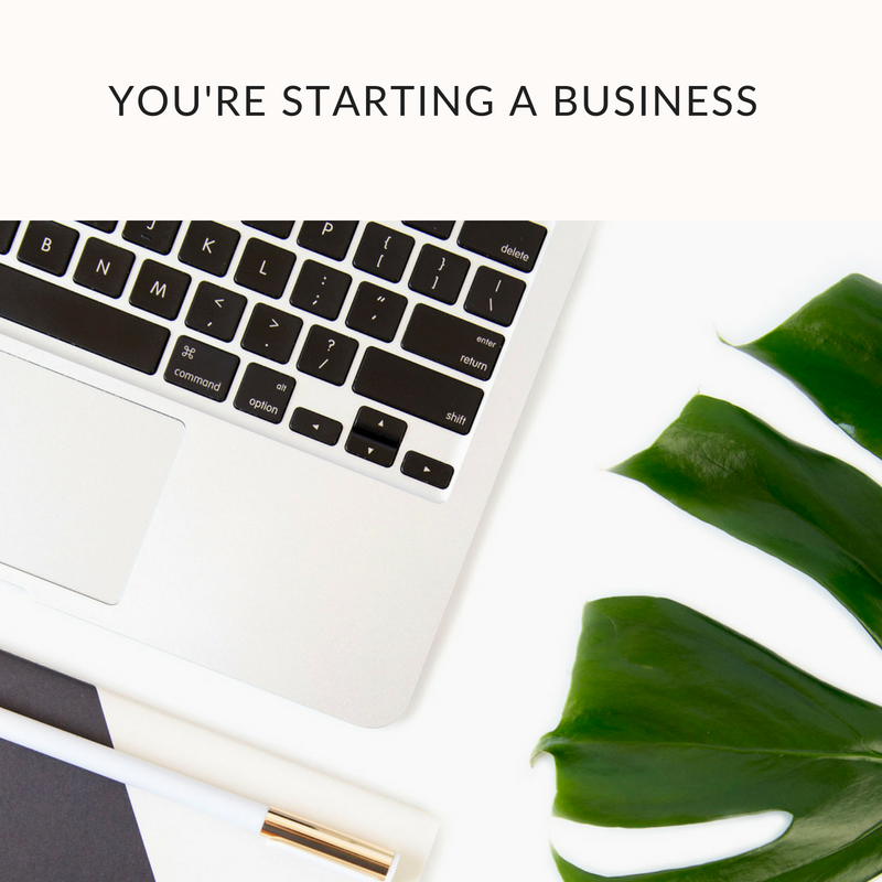 - You want to build an effective starter website that will grow with you & get targeted coaching to make sure you cover all the key steps.