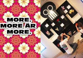9/8 -14/9 2008 More är More Skövde Kulturhus -SKövde