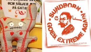 25/5– 31/8 2008 SUNDBORN GOES EXTREME AGAIN Carl Larsson- gården Konsthallen Kvarnen Sundborn