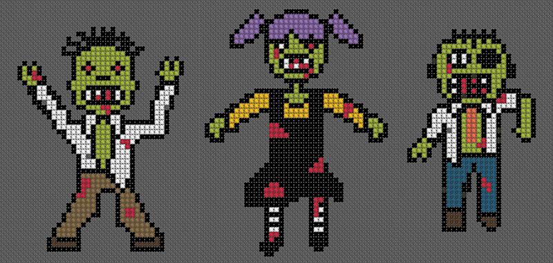 Zombie 1   Zombie 2   Zombie 3