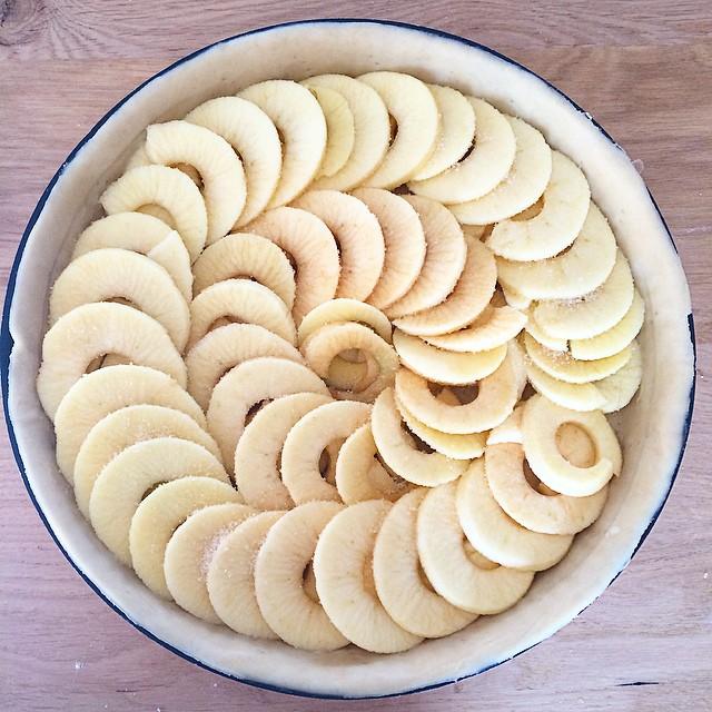 kitchencrise tarte