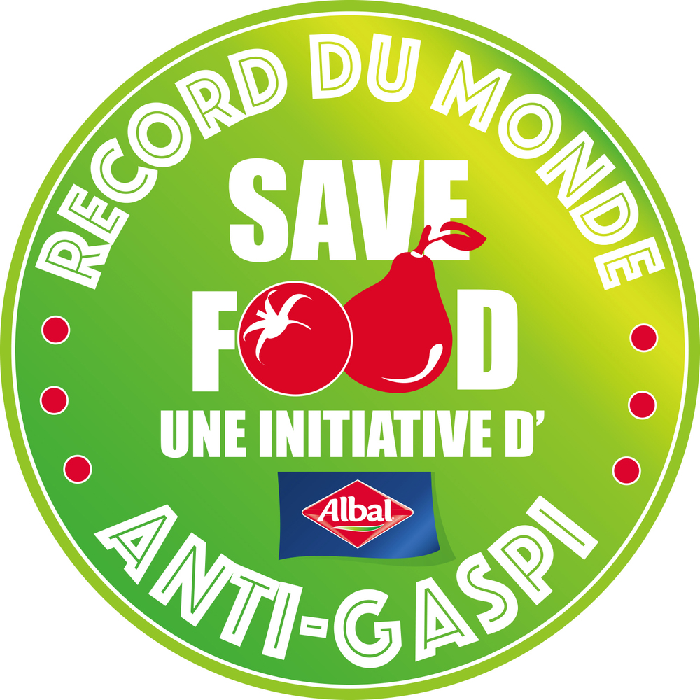 Record du monde anti-gaspi #savefood