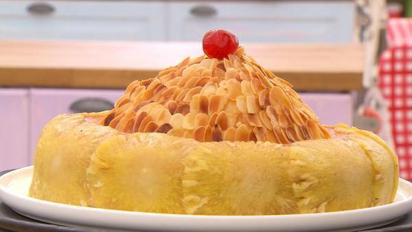 Ananas Bourdaloue, le Meilleur Pâtissier M6
