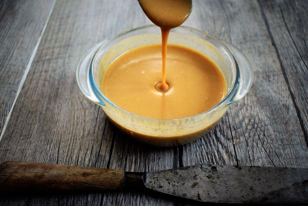 caramel cidre Cyril Rouquet-Prévost