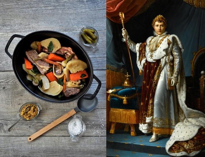 Culotte bouillie Napoléon Cyril Rouquet-Prévost