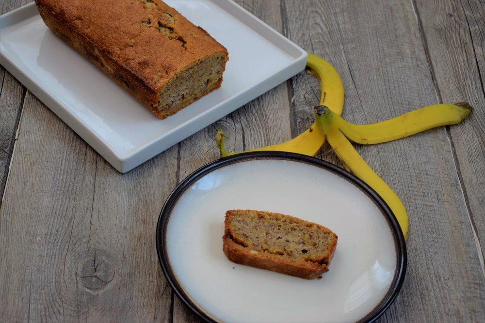 cake peau de banane Cyril Rouquet-Prévost