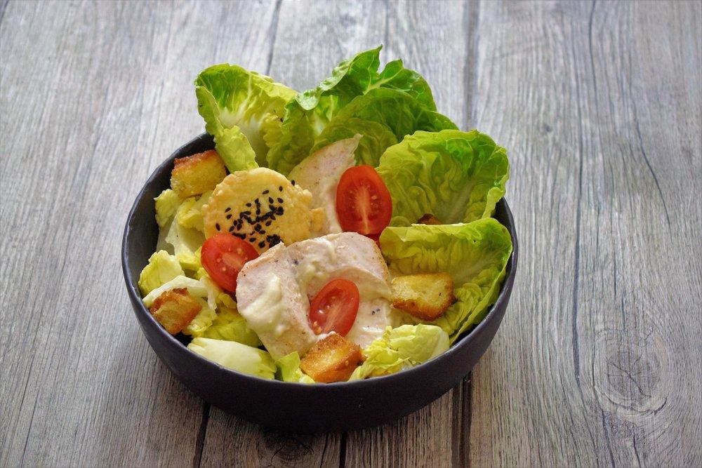 salade Caesar Cyril Rouquet-Prévost