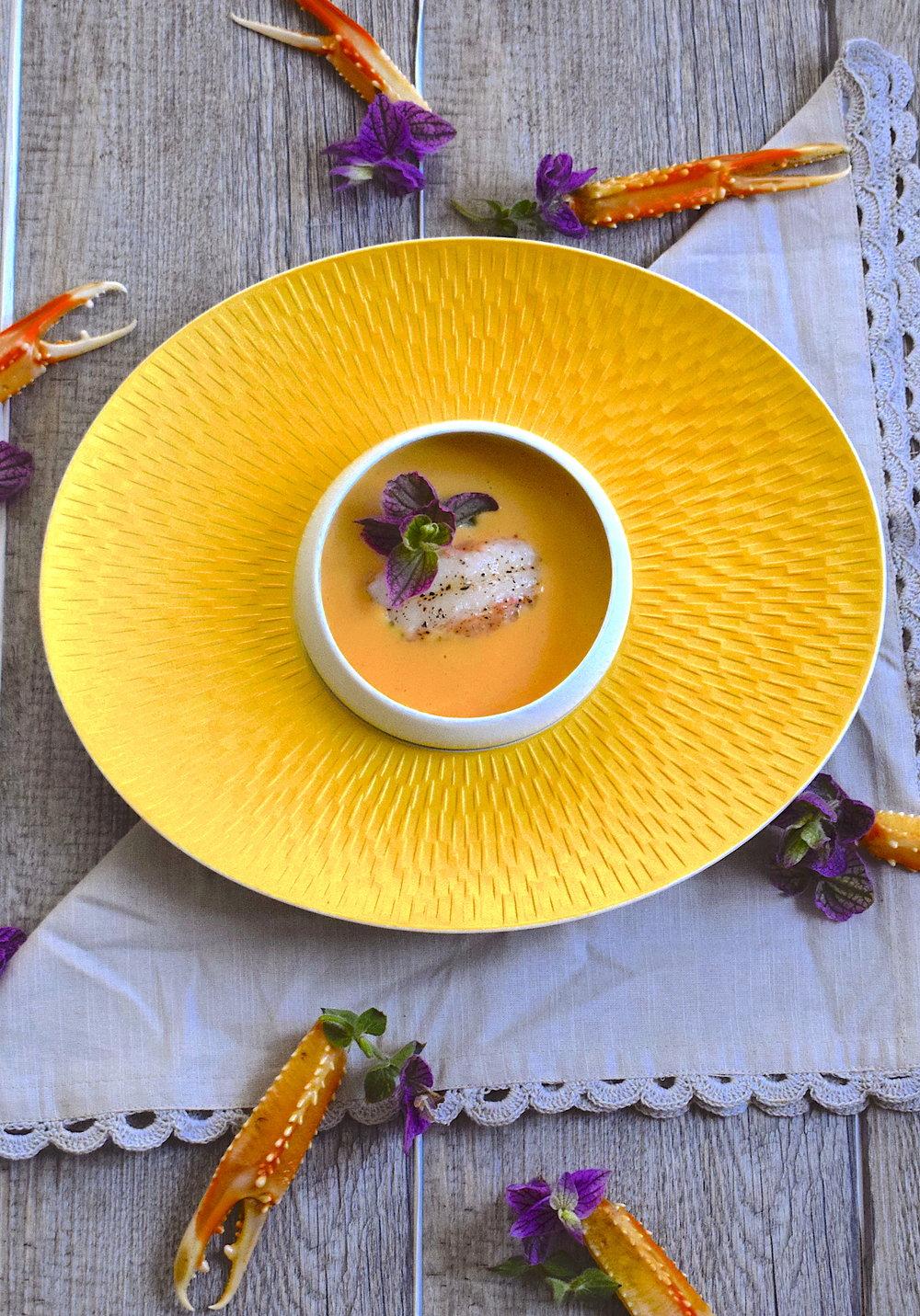 soupe asiatique Cyril Rouquet-prévost