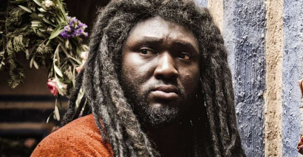 Nonso Anozie as Samson.