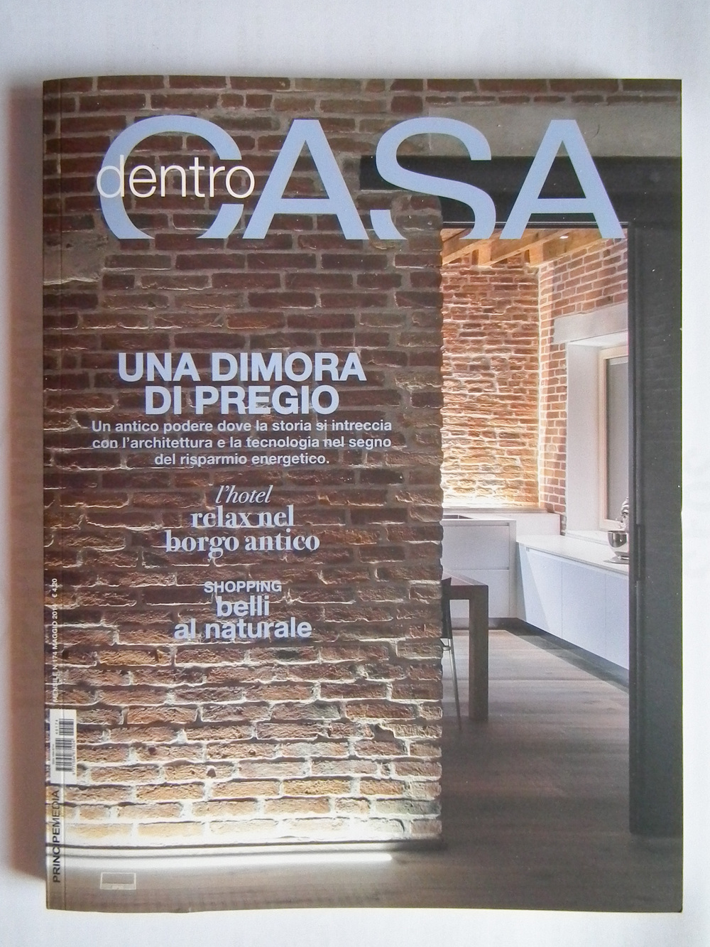 dentroCASA - May 2014
