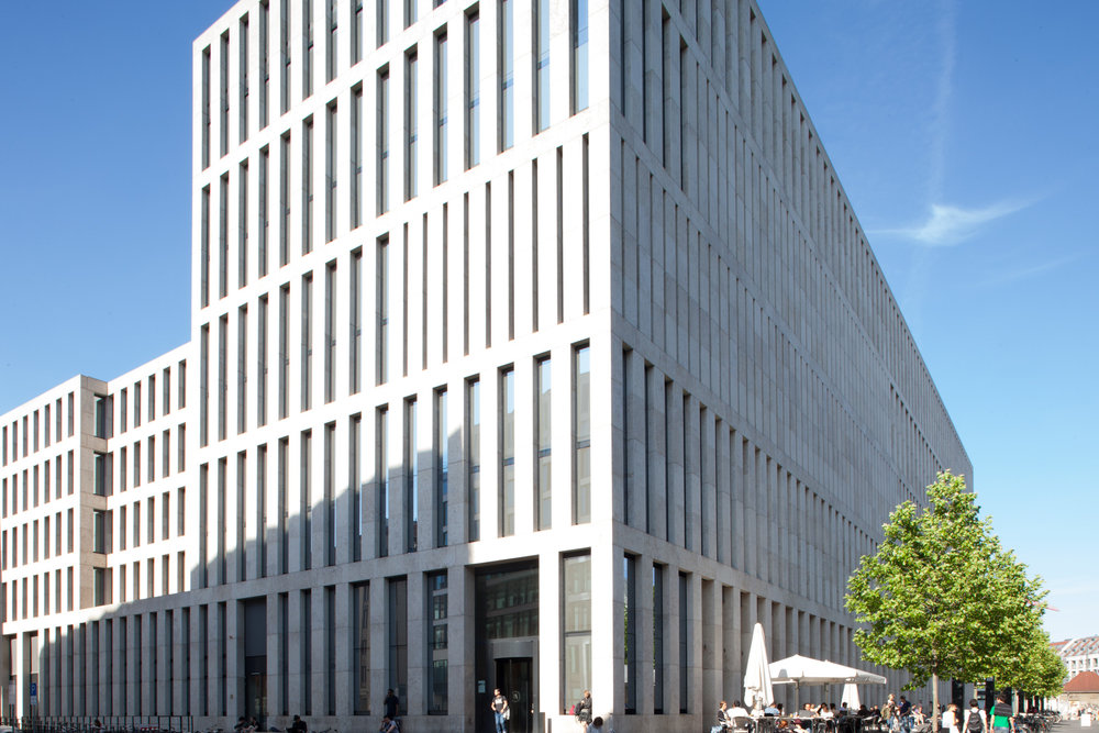 Jacob-und-Wilhelm-Grimm-Zentrum, Humboldt University, Berlin (DE)