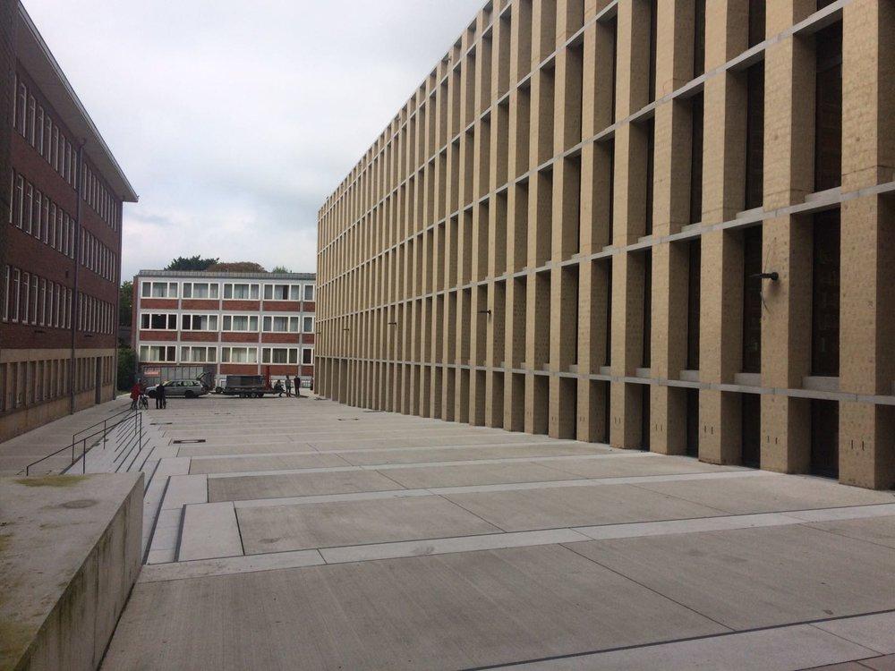 Philosophicum und Bibliothek, Münster (DE)
