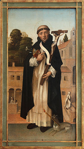 Saint Dominique de Guzmán