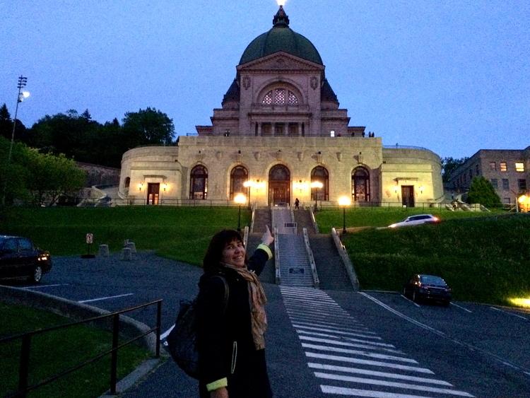 ....Oratoire Saint-Joseph du Mont-Royal .. Saint Joseph Oratory of the Mount Royal....