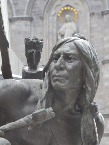 ....Représentation des premières nations amérindiennes..Amerindian First Nations Representation....