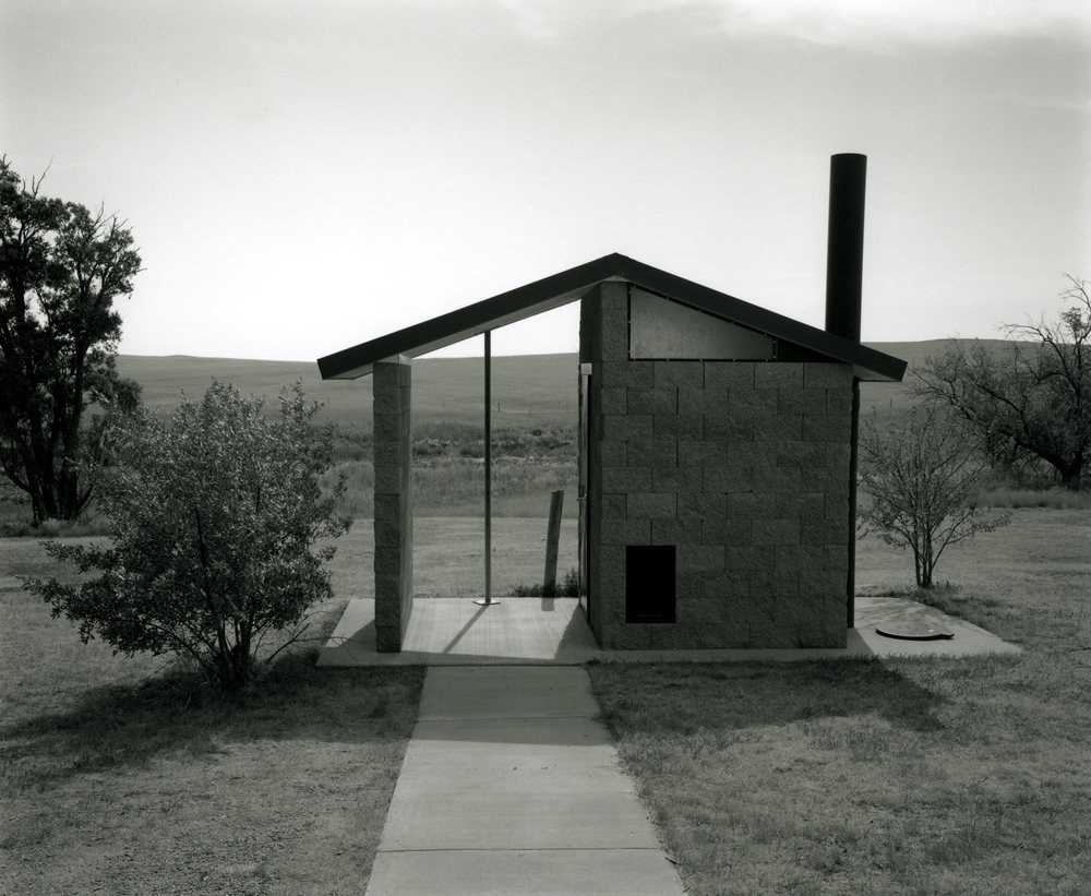 Highway Rest Area, Near Oelrich, SD