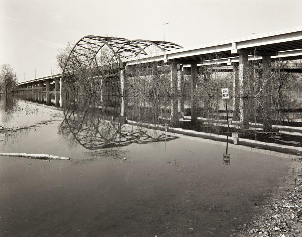 Cedar Avenue Bridge, Minnesota River, Eagan