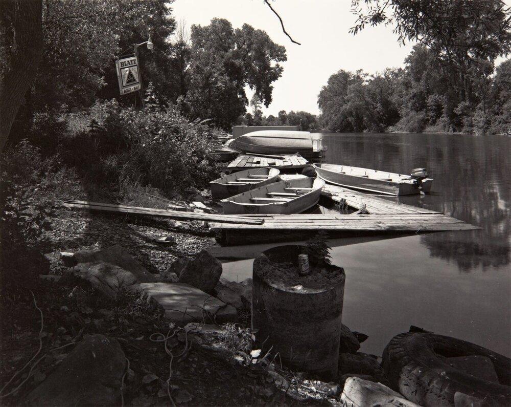 Fox River, Eureka, Wisconsin