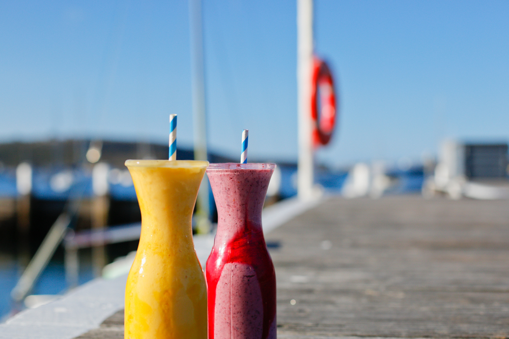 The boathouse drinks
