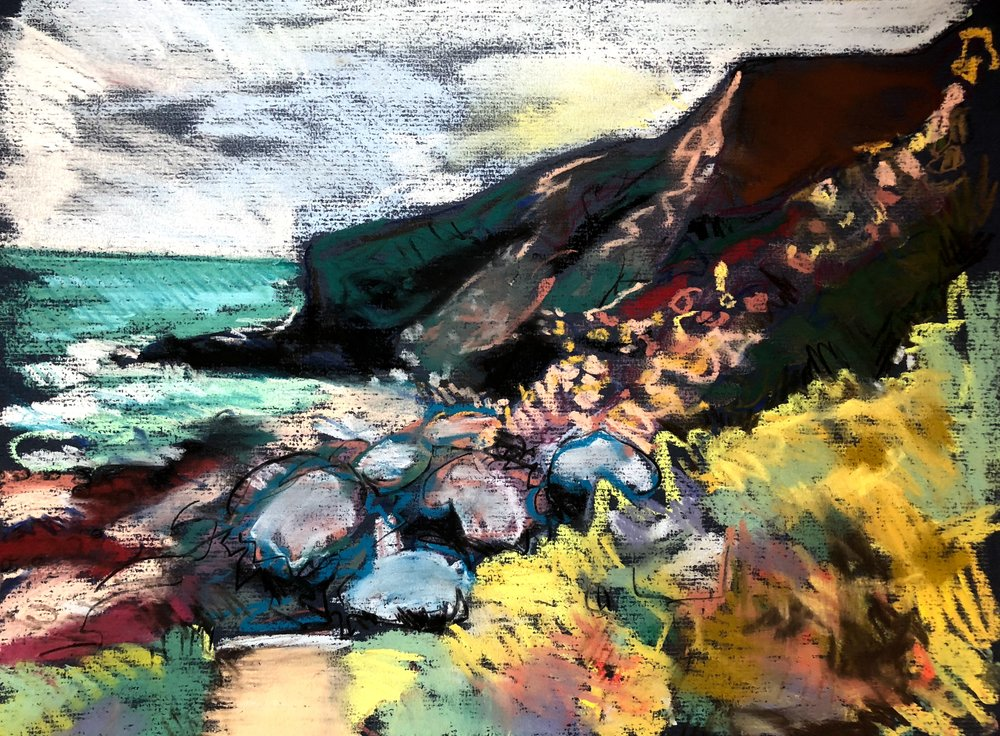 Tregardock Rocks 3