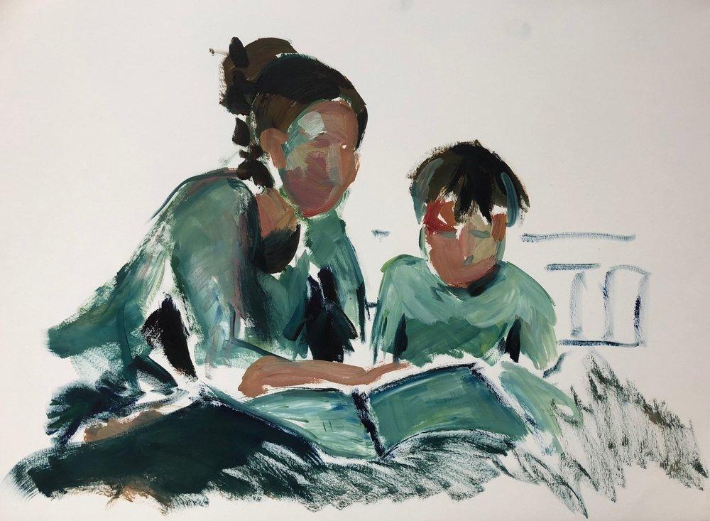 Motherhood: reading.jpg