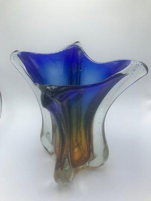 Large Murano Glass Vase Oglethorpe Antiques Interiors