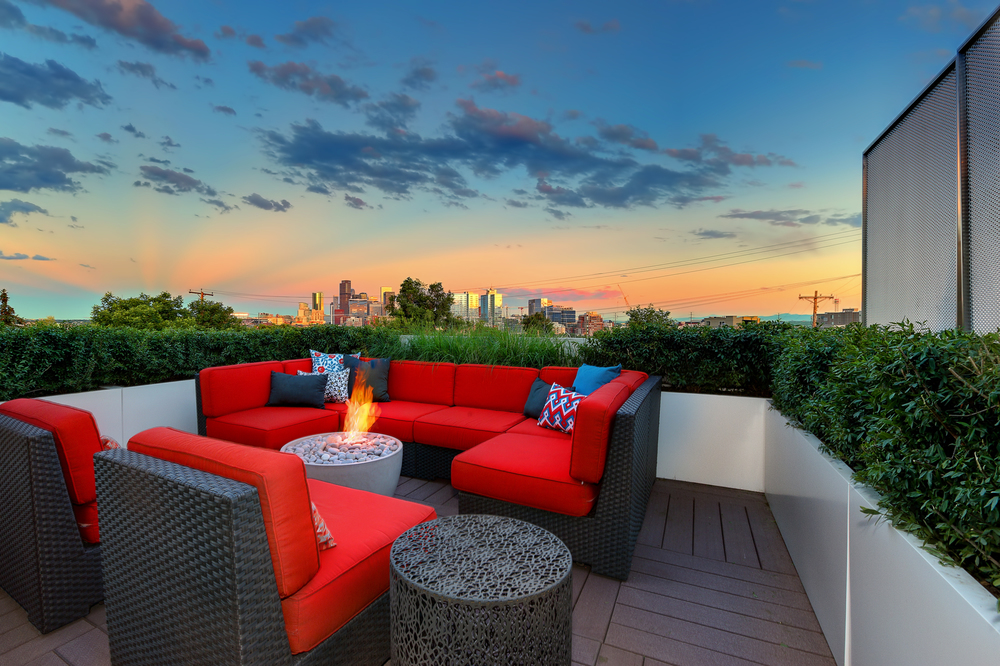 lohi rooftop terrace