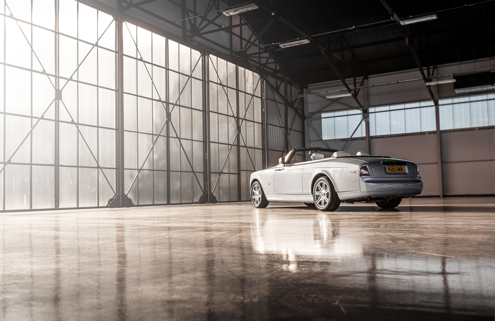 Rolls Royce Drophead Phantom by Ross Jukes Photography