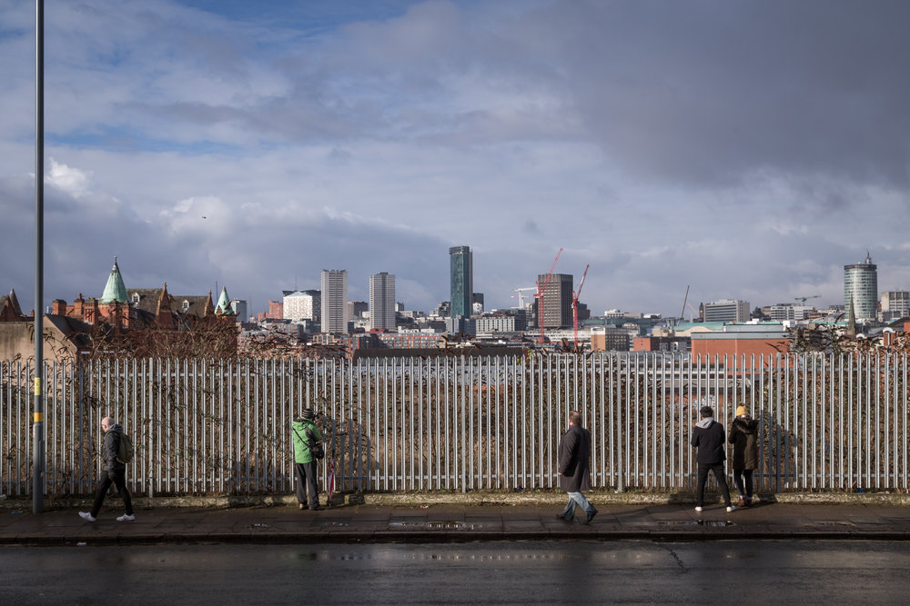 Birmingham Skyline + Photographers = Instameet!