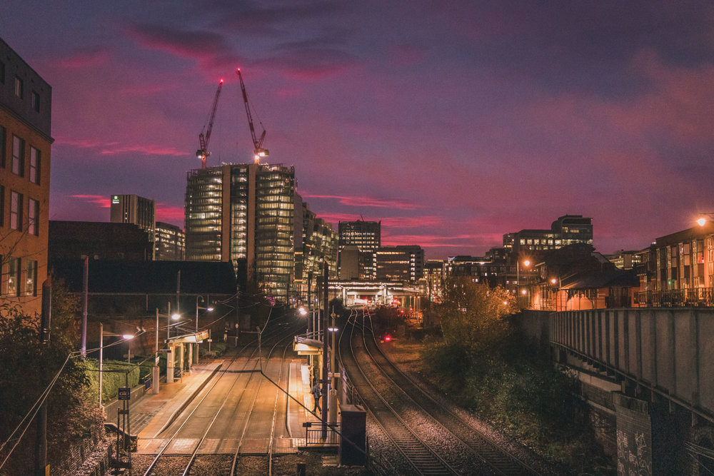 Ross Jukes Photography Birmingham Skyline - www.rossjukesphoto.co.uk