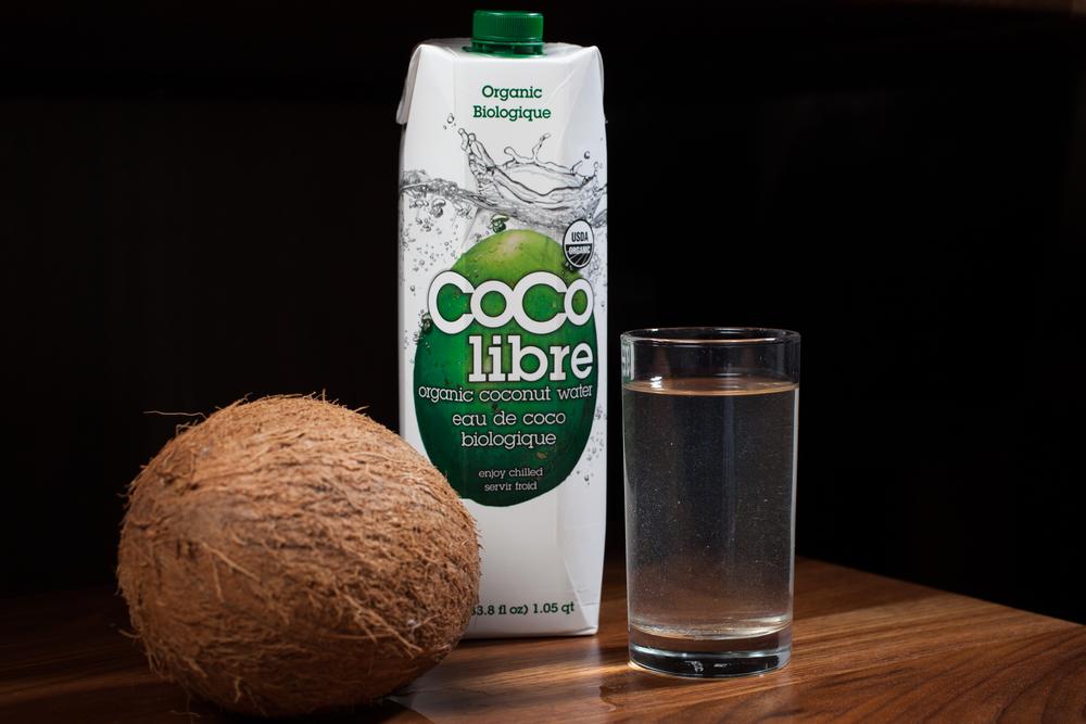 mademoiselle jules coconut water