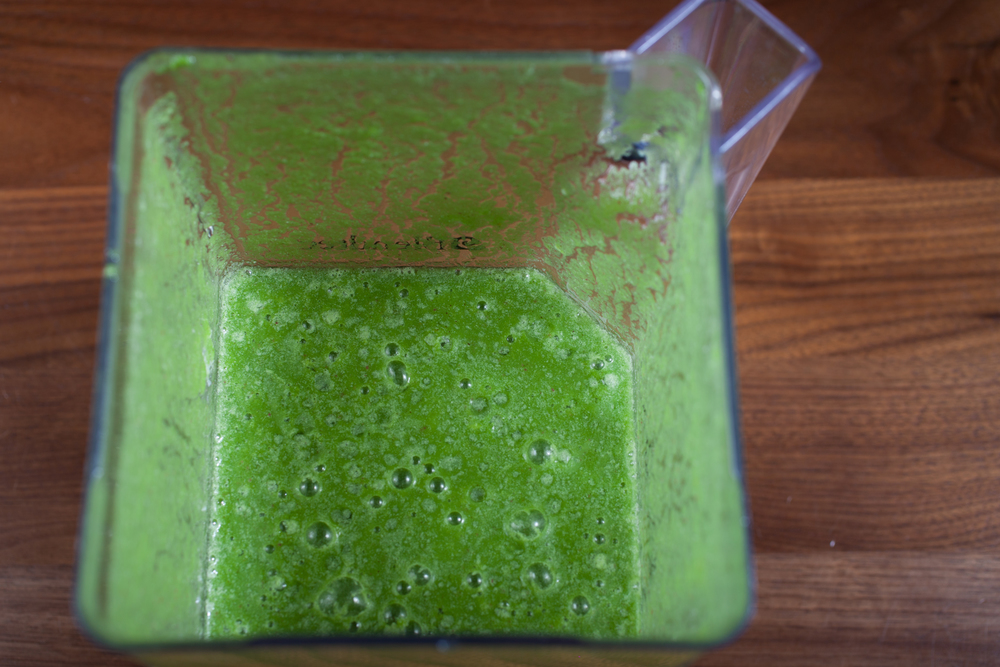 green smoothie mademoiselle jules