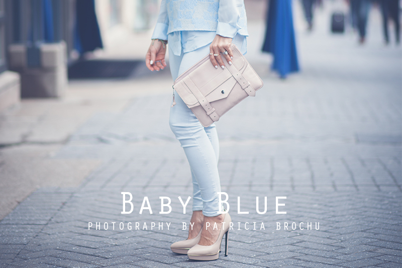 mademoiselle jules baby blue
