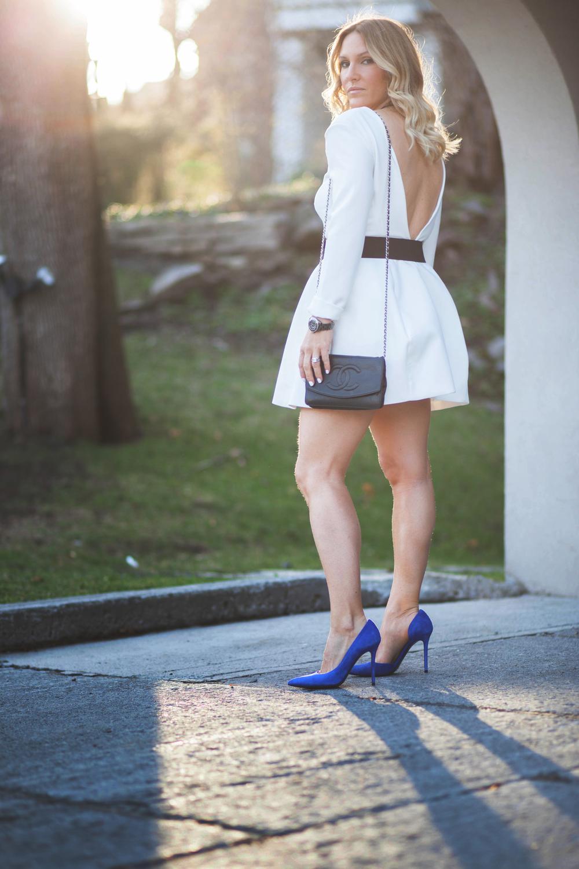 mademoiselle jules grand prix robe blanche