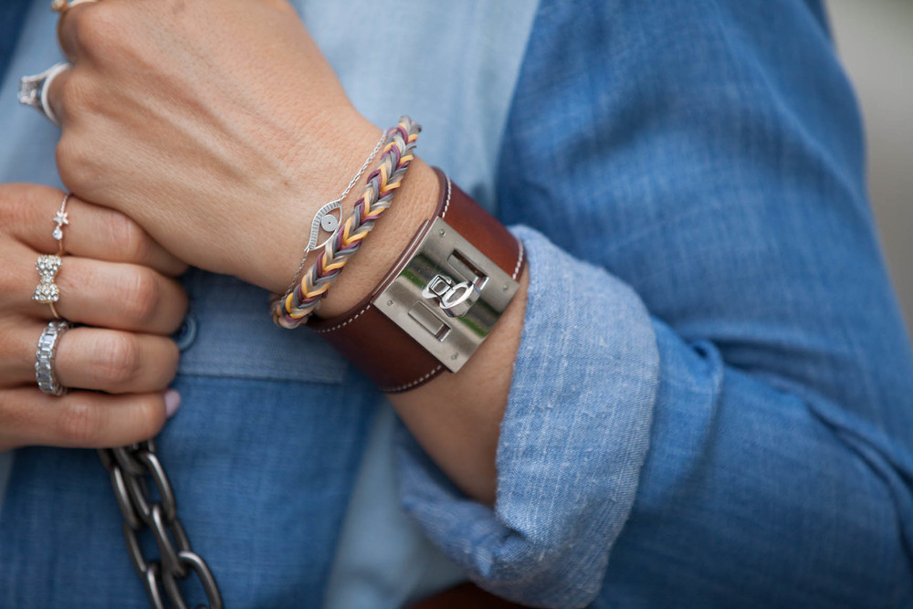 hermes arm candy by filipa mademoiselle jules mlle
