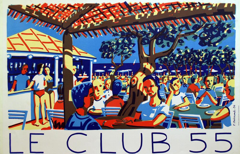 le club 55 saint tropez ramatuelle beachresort. Black Bedroom Furniture Sets. Home Design Ideas