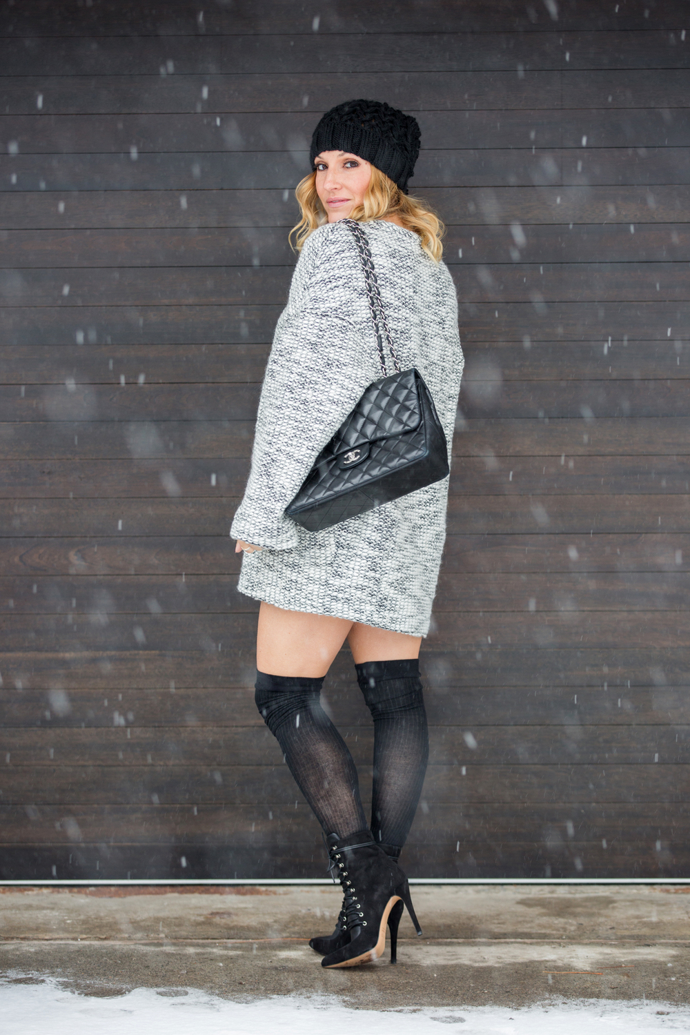 How to leopard wear print wedge booties, The trends latest in leather