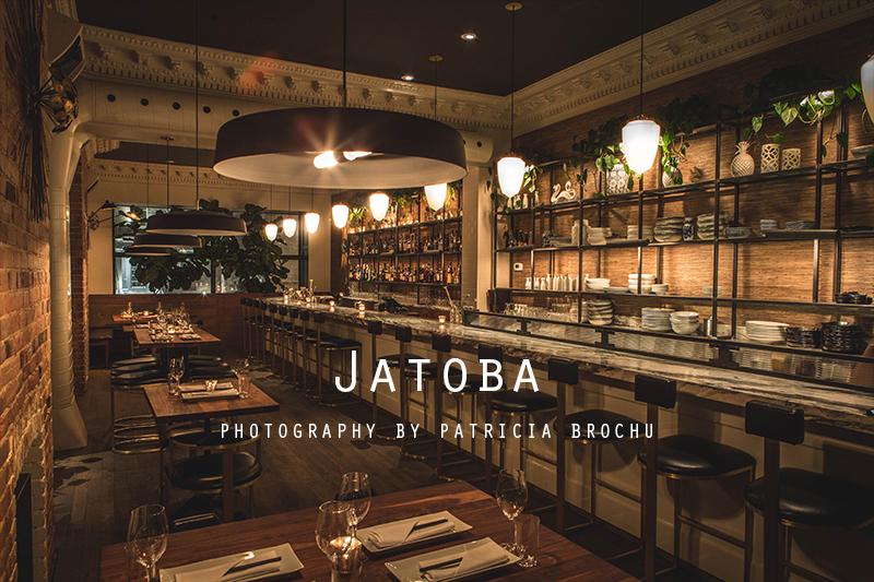 Jatoba japanese tapas bar montreal mademoiselle jules mlle