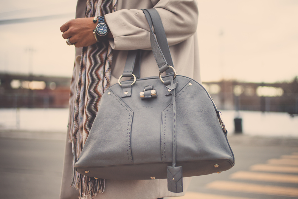 mademoiselle jules fashion blog trends for spring layering mlle jules muse YSL bag missoni scarf
