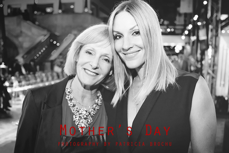 Mother's day blog mademoiselle jules mlle and her mom