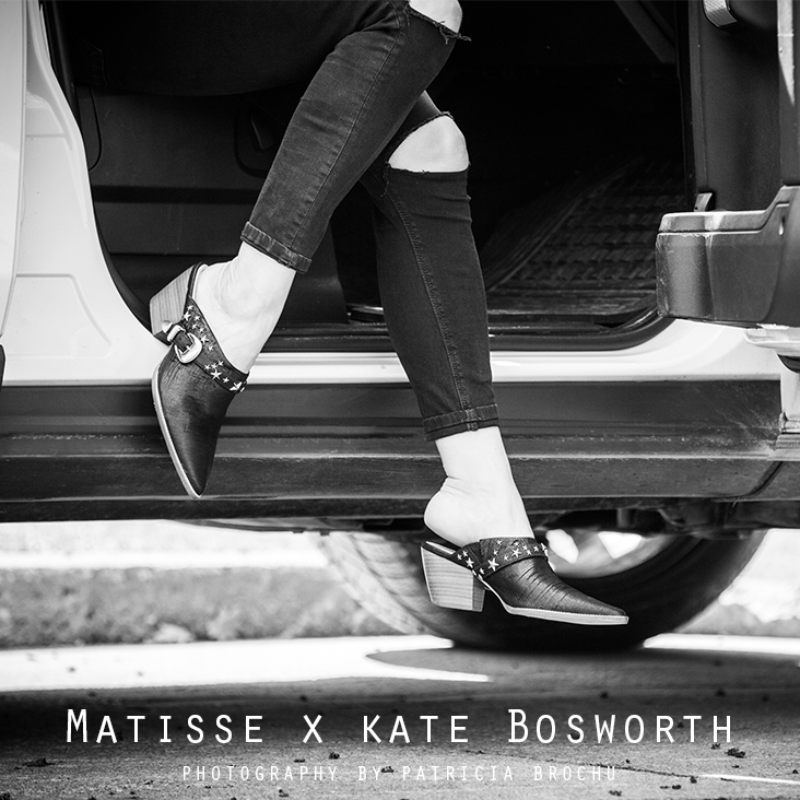 Matisse X kate bosworth mademoiselle jules fashion blog