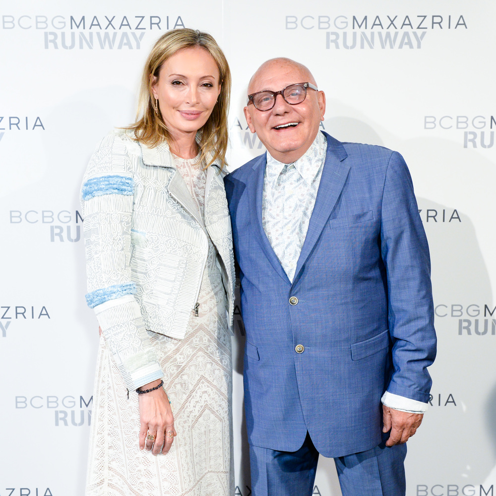 BCBG Max Azria runway new york fashion week ss16 blog mademoiselle jules summer spring 2016