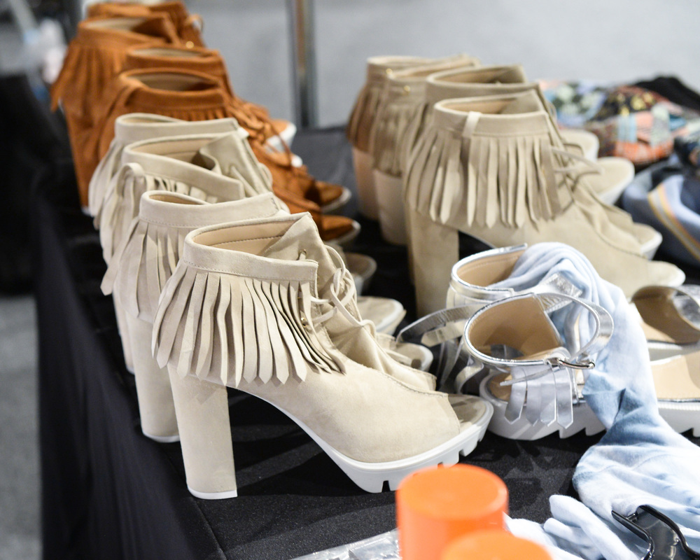 fringe mocassins BCBG Max Azria blog mademoiselle jules new york fashion week ss16