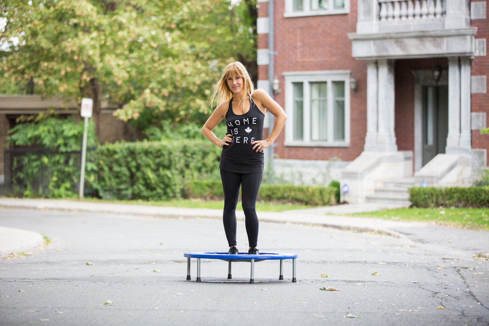 mademoiselle jules fitness ambassador for lululemon OM canada blog lifestyle
