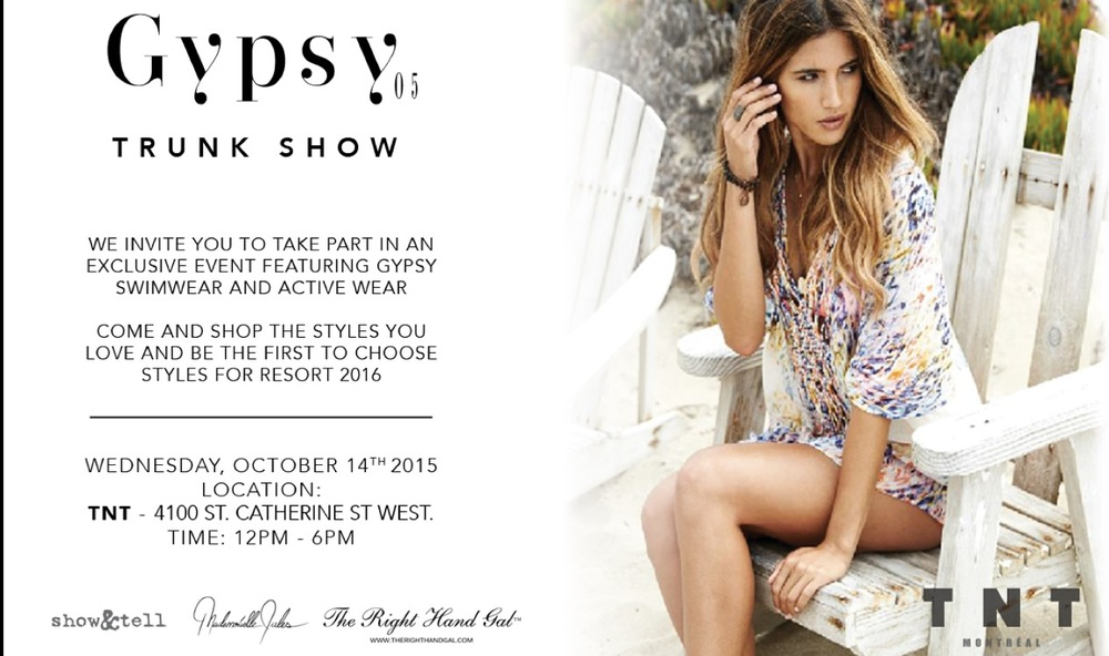 gypsy 05 trun show hosted by mademoiselle jules at TNT